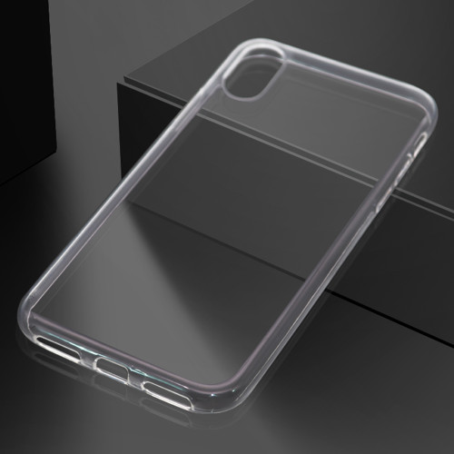 Ultra Slim Clear Gel Case TPU Soft Skin For Apple iPhone 8 - 1
