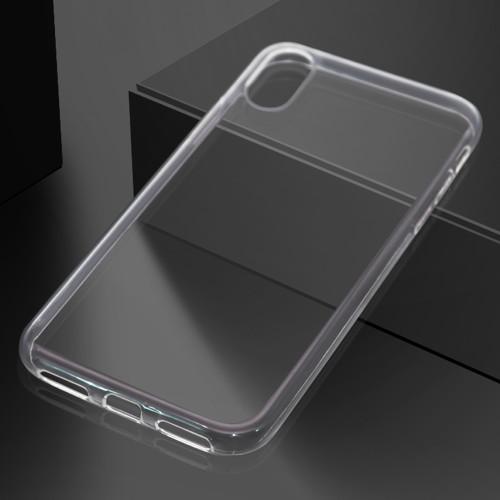 Ultra Slim Clear Gel Case TPU Soft Skin For Apple iPhone 8 - 1