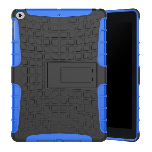 "Blue Shockproof Rugged Kickstand Smart Case for Apple iPad Pro 10.5"" 2017 - 1"