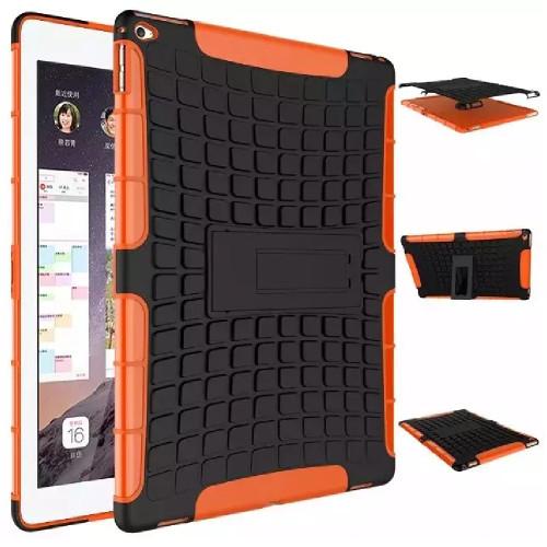 "Orange Rugged Hybrid Slim Stand Cover Case for iPad Pro 10.5"" 2017 - 1"