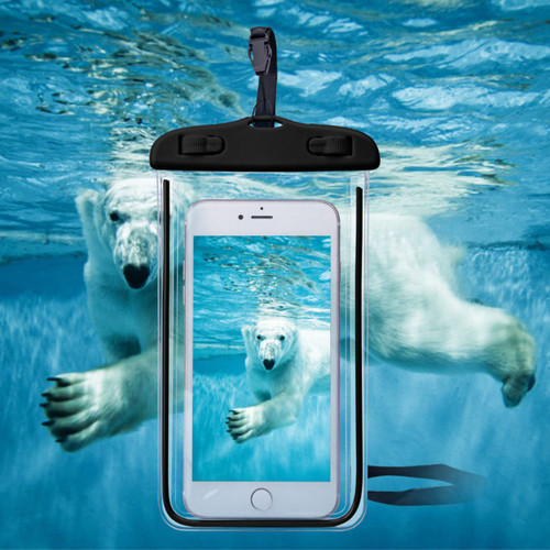 Waterproof Bag Pouch Dry Case For iPhone 6 Plus, 7 Plus, 8 Plus