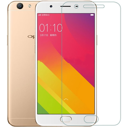 Tempered Glass Film Screen Protector For Oppo A57 - 1