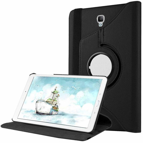Galaxy Tab A 8.0 (2017) T380 T385 360 Rotating Stand Case - 1