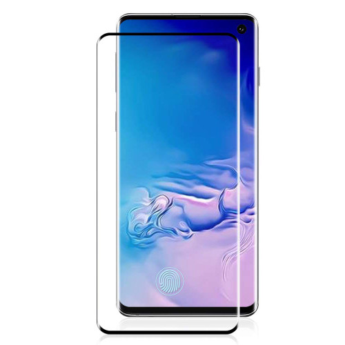 5D Full Cover Tempered Glass Screen Protector For Samsung Galaxy S10 - 1