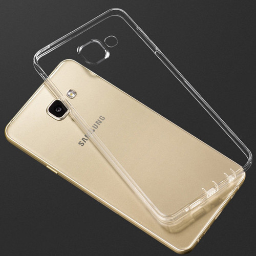 Clear Ultra Slim TPU Soft Gel Case  For Samsung Galaxy A5 (2017) - 1