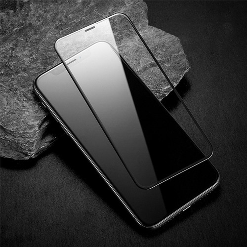 5D Full Cover Tempered Glass Screen Protector For iPhone X / XS - 1