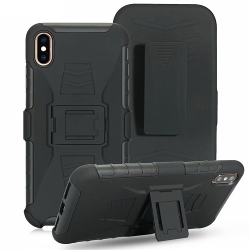Apple iPhone XR Military Future Armor Heavy Duty Defender Case - 1