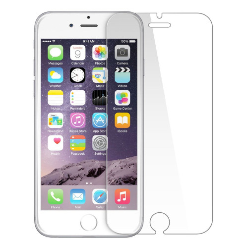 Premium Tempered Glass Screen Protector For Apple iPhone 8 Plus - 1