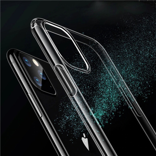 Clear Ultra Slim Soft TPU Gel Case Cover For iPhone 11 Pro - 1