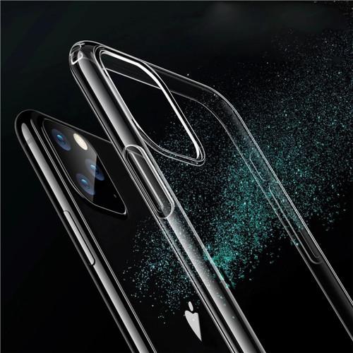 Clear Ultra Slim Soft TPU Gel Case Cover For iPhone 11 - 1