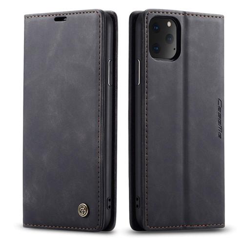 Premium Black CaseMe Slim Soft Wallet Case Cover For iPhone 11 Pro - 1