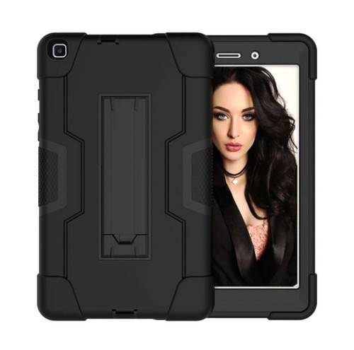 Galaxy Tab A 8.0 2019 Slim Heavy Duty Rugged Full Body Protective Case - 1