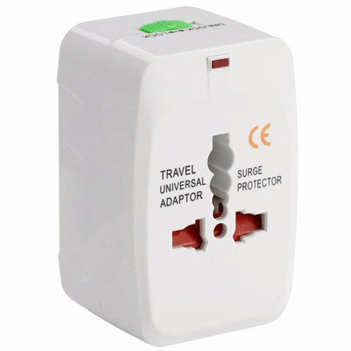4 Pack of International Wall Chargers World Wide Travel Adapters - 1