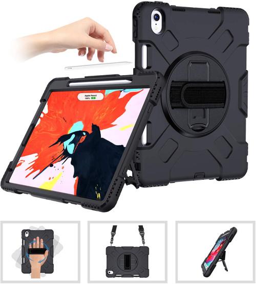 """Apple iPad Pro 11"""" Heavy Duty Shoulder Strap Case 2018, 2020, 2021 - 1"""