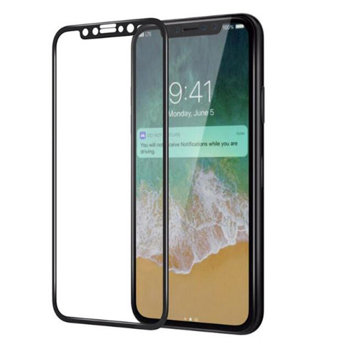 5D Full Cover Tempered Glass Screen Protector For iPhone 11 Pro Max - 1
