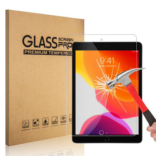 "iPad Air 3 10.5"" 2019 Tempered Glass Screen Protector - 1"