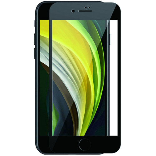 iPhone 7 / 8 PUREGLAS 3D Full Cover Tempered Glass Screen Protector - 1