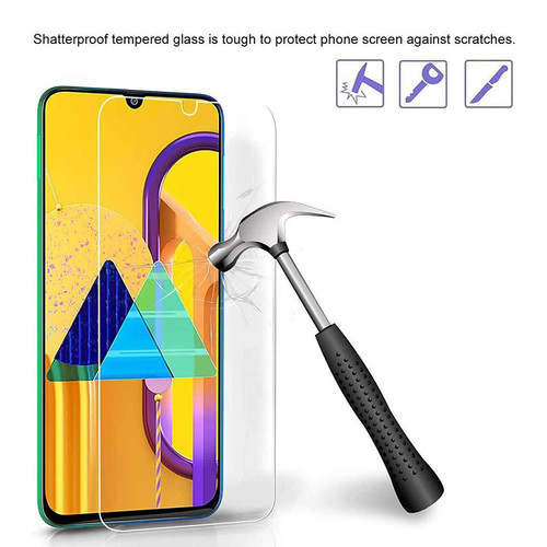 Galaxy A51 PUREGLAS 2.5D Tempered Glass Screen Protector - 1