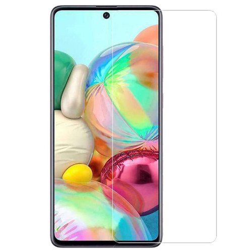 Galaxy A71 PUREGLAS 2.5D Tempered Glass Screen Protector - 1