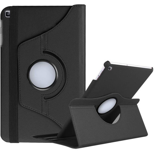 Black 360 Degree Rotating Case for Samsung Galaxy Tab S6 Lite 10.5 - 1