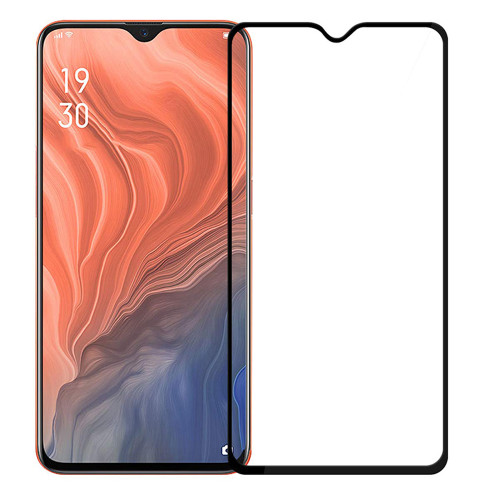 9D Full Cover Tempered Glass Screen Protector For Oppo Reno Z - 1