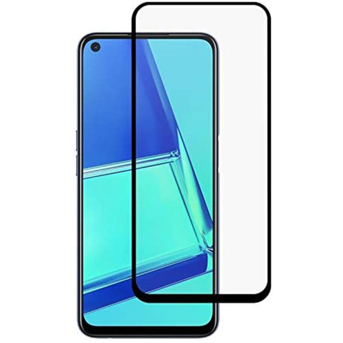 9D Full Cover Tempered Glass Screen Protector For Oppo A52 - 1