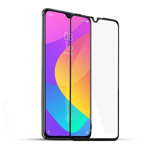 9D Full Cover Tempered Glass Screen Protector For Oppo R15 Pro - 1