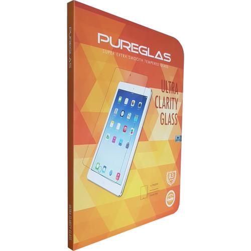 "iPad 5th Gen (2017) 9.7"" PUREGLAS 3D Tempered Glass Screen Protector - 1"