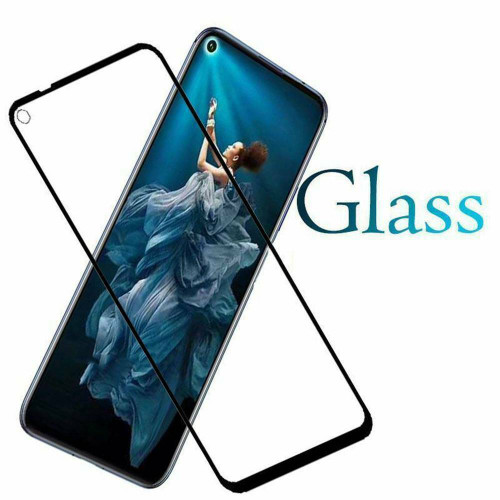 Clear Huawei Nova 5T 9D Tempered Glass Screen Protector - 1