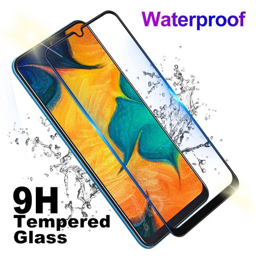 Clear 9D Tempered Glass Screen Protector For Samsung Galaxy 71 5G  - 1