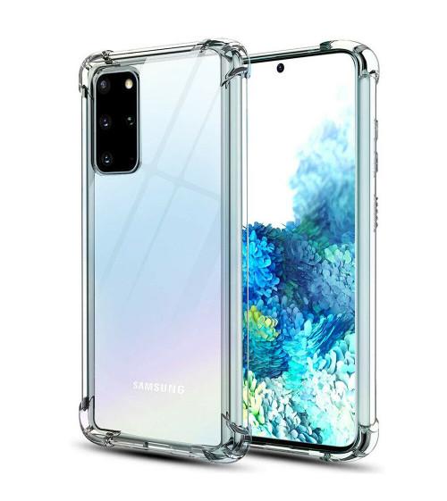 Clear Samsung Galaxy S20+ Plus Ultra Slim Shock Proof TPU Gel Case - 1