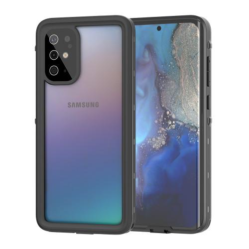 Black Samsung Galaxy S20 Waterproof Dirtproof Shock Proof Case - 1