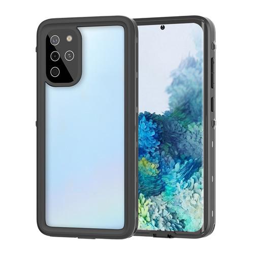 Black Samsung Galaxy S20+ Plus Waterproof Dirtproof Shock Proof Case - 1