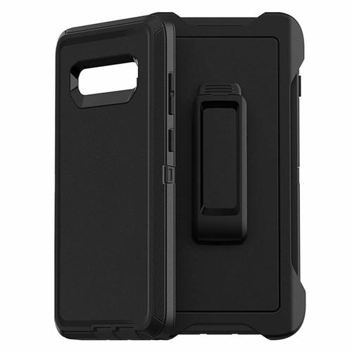Samsung Galaxy S7 Heavy Duty Defender Military Belt Clip Holster Case - 1
