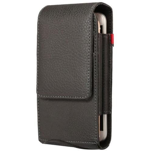 iPhone 12 Mini Universal Vertical Tradies Holster Belt Clip Case - 1