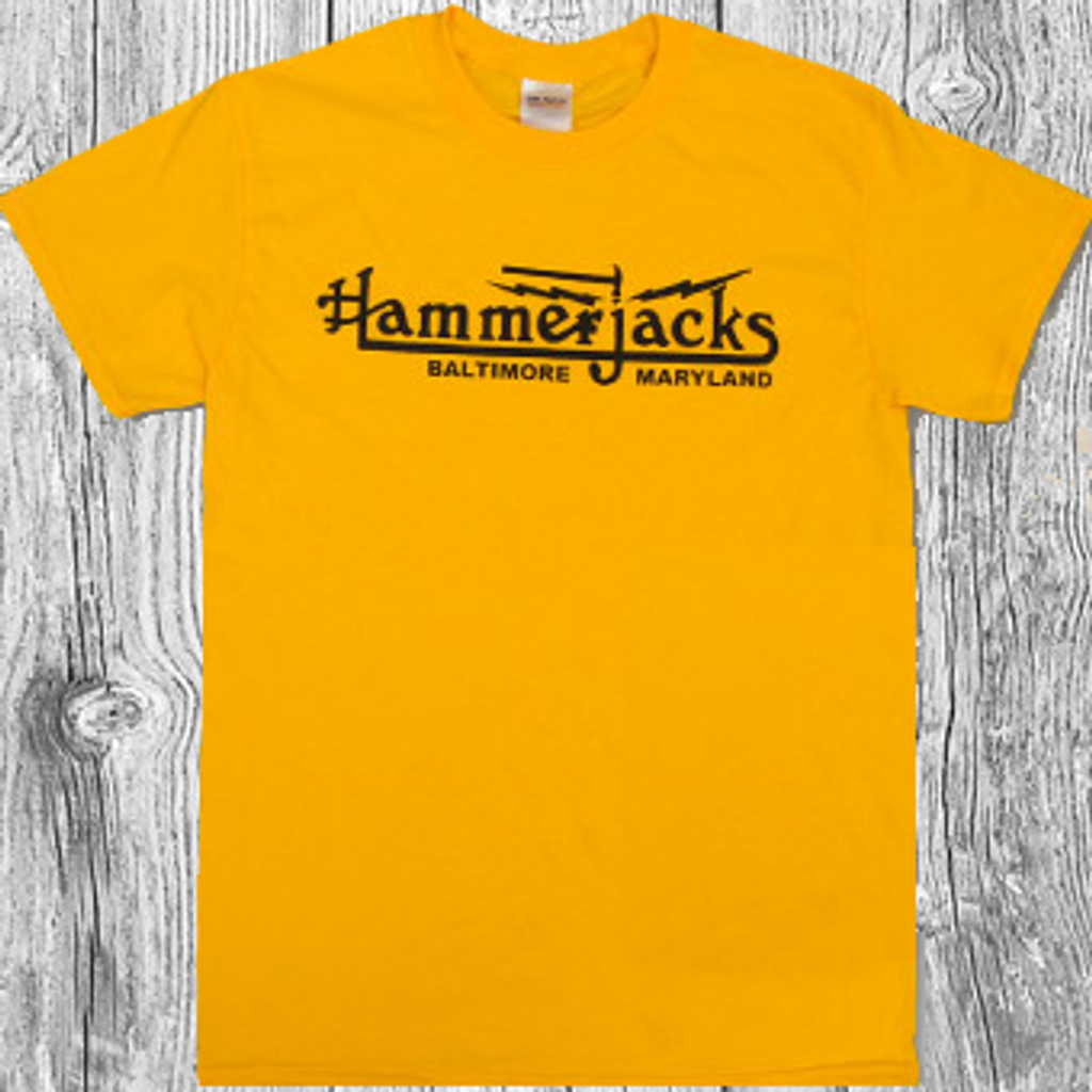 "Hammerjacks ""Gold Rush"" T-Shirt"