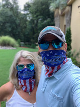 Patriotic Gaiter/Mask