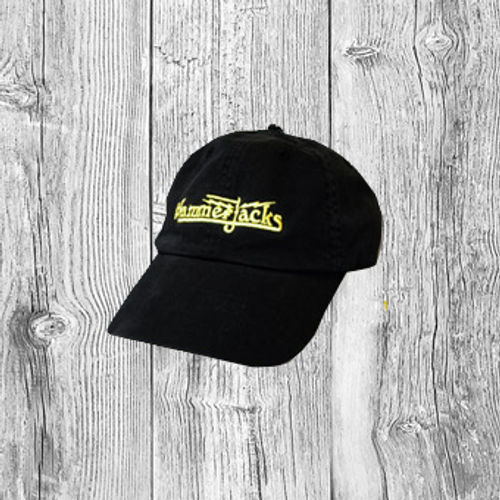 Hammerjacks Black Baseball Hat