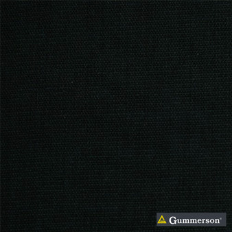 Gummerson - Magnetic Onyx Blockout 150cm    Curtain Lining Fabric - Blockout, Plain, Black - Charcoal, Coated, Modern, Synthetic, Domestic Use, Standard Width