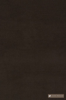 James Dunlop Chateau - Coffee  | Curtain & Upholstery fabric - Brown, Fire Retardant, Plain, Fibre Blends, Velvet/Faux Velvet, Washable, Commercial Use, Dry Clean, Top of Bed