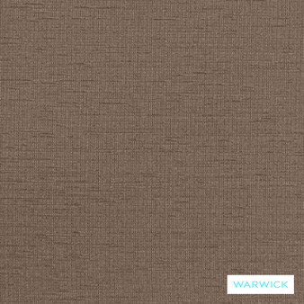 Warwick Abbotsford Bendigo Mink  | Upholstery Fabric - Brown, Plain, Synthetic, Transitional, Washable, Commercial Use, Domestic Use, Halo, Standard Width