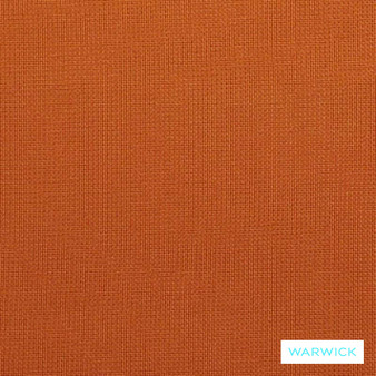Warwick Bondi Outdoor Kona Calippo  | Curtain & Upholstery fabric - Washable, Orange, Outdoor Use, Eclectic, Bacteria Resistant, Insect Resistant