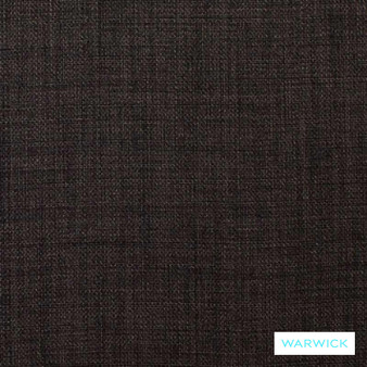 Warwick Cargo Graphite  | Upholstery Fabric - Brown, Plain, Synthetic, Washable, Commercial Use, Domestic Use, Halo, Standard Width