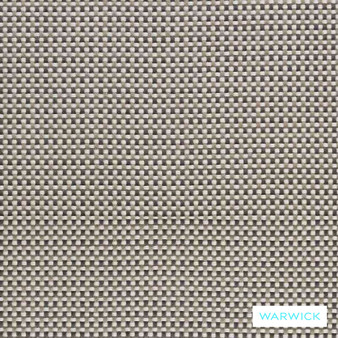 Warwick Gili Wolf  | Upholstery Fabric - Check, Eclectic, Pattern, Synthetic, Tan, Taupe, Washable, Commercial Use, Halo, Standard Width