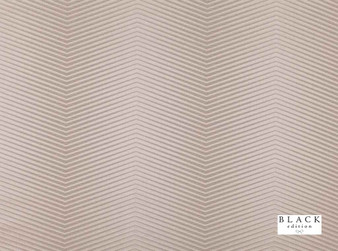 Black Edition - Xanadu Clay  | Curtain & Upholstery fabric - Beige, Transitional, Dry Clean, Geometric, Chevron, Zig Zag, Natural, Natural Fibre