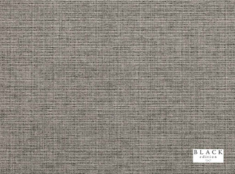 Black Edition - Leon Anthracite  | Curtain & Upholstery fabric - Tan, Taupe, Dry Clean, Plain, Strie, Fibre Blend, Standard Width, Strie