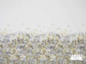 Black Edition - Breathe Lichen  | Curtain Fabric - Linen/Linen Look, Washable, Gold, Yellow, Pink, Purple, Contemporary, Wide-Width, Dry Clean, Whites