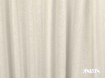 Romo - Cellini Tapioca  | Curtain & Curtain lining fabric - Linen/Linen Look, Washable, Beige, Wide-Width, Dry Clean, Natural, Plain, Natural Fibre