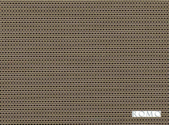 Romo - Foley Liquorice  | Curtain & Upholstery fabric - Black, Charcoal, Brown, Dry Clean, Dots, Spots, Small Scale, Fibre Blend, Standard Width
