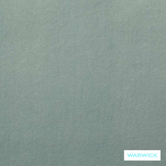 Warwick Mystere Seaspray    Upholstery Fabric - Grey, Plain, Synthetic, Washable, Commercial Use, Halo, Standard Width
